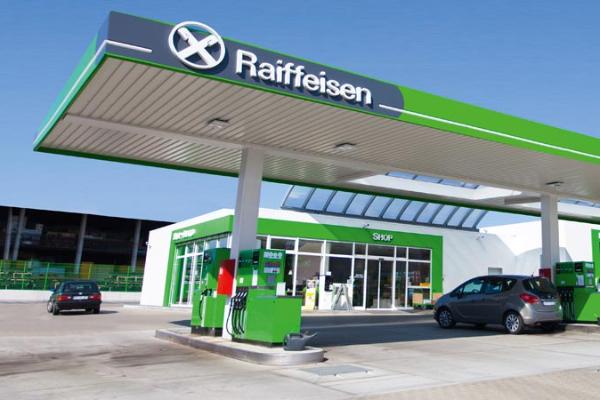 Bild 1 von Raiffeisen Tankstelle